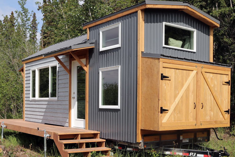 How to build a 24 foot tiny home or guest house for 24 ft tiny house